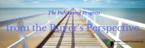 The Purchasing Progress from the Buyer's Perspective